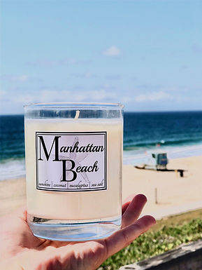 Manhattan Beach Soy Candle