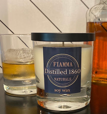 Distilled 1860 Soy Candle