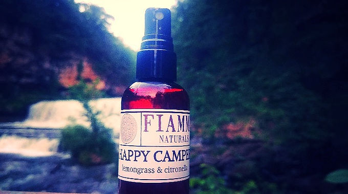 Happy Camper Body and Linen Spray