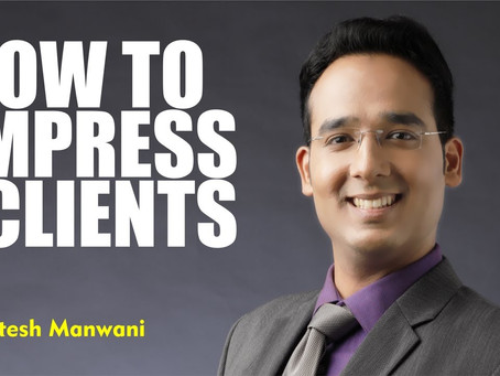 How to impress clients?