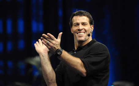 Secrets of Tony Robbins- revealed!