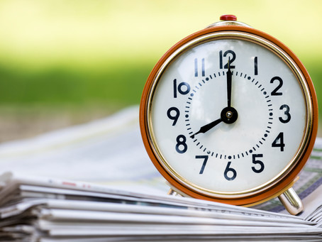 How to stop time or Time Management?