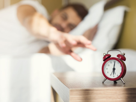 7 Ways to wake up at 6am