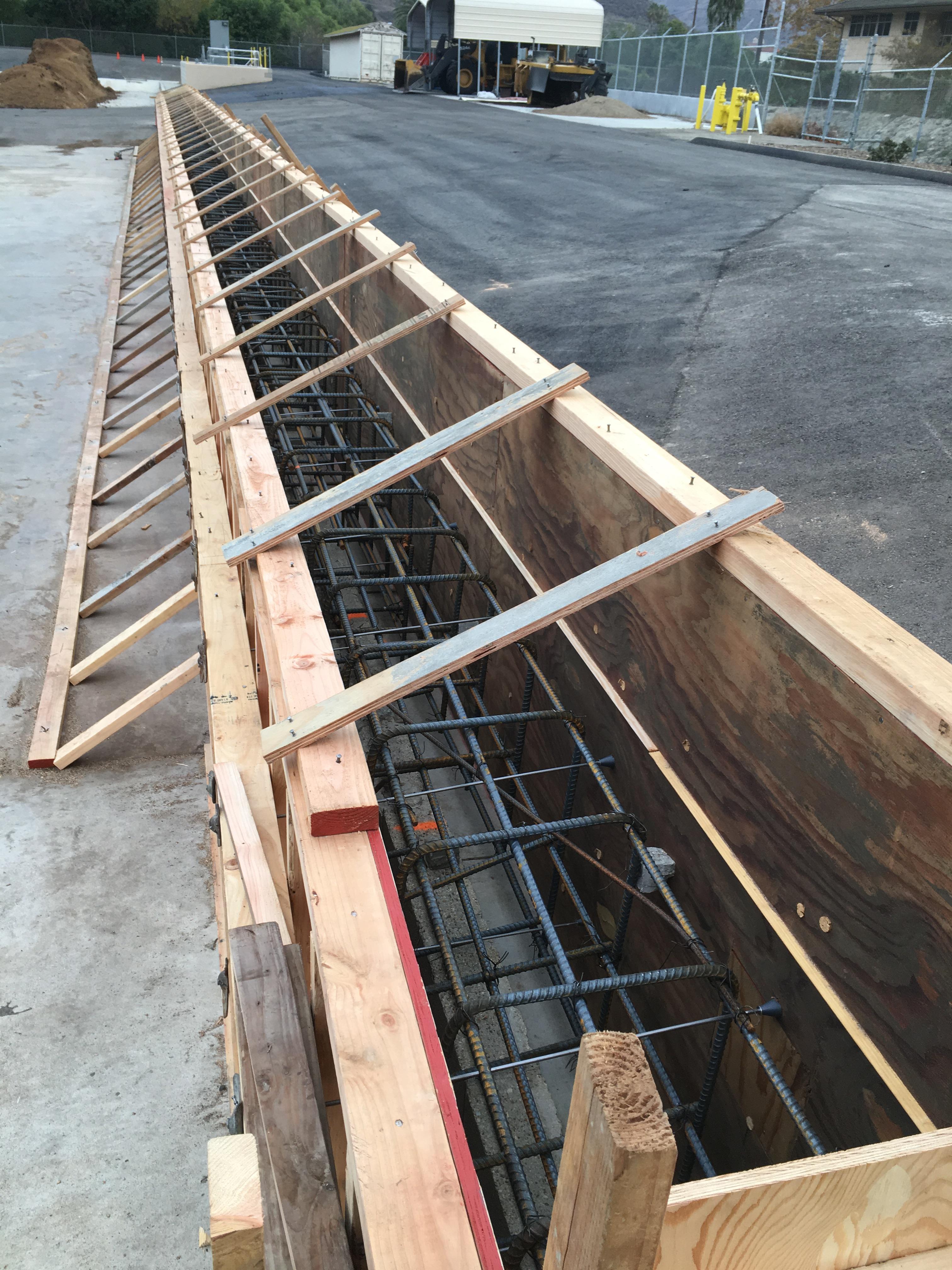 WWTP Concrete Wall Rehab
