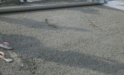 Pervious Pavement Installation