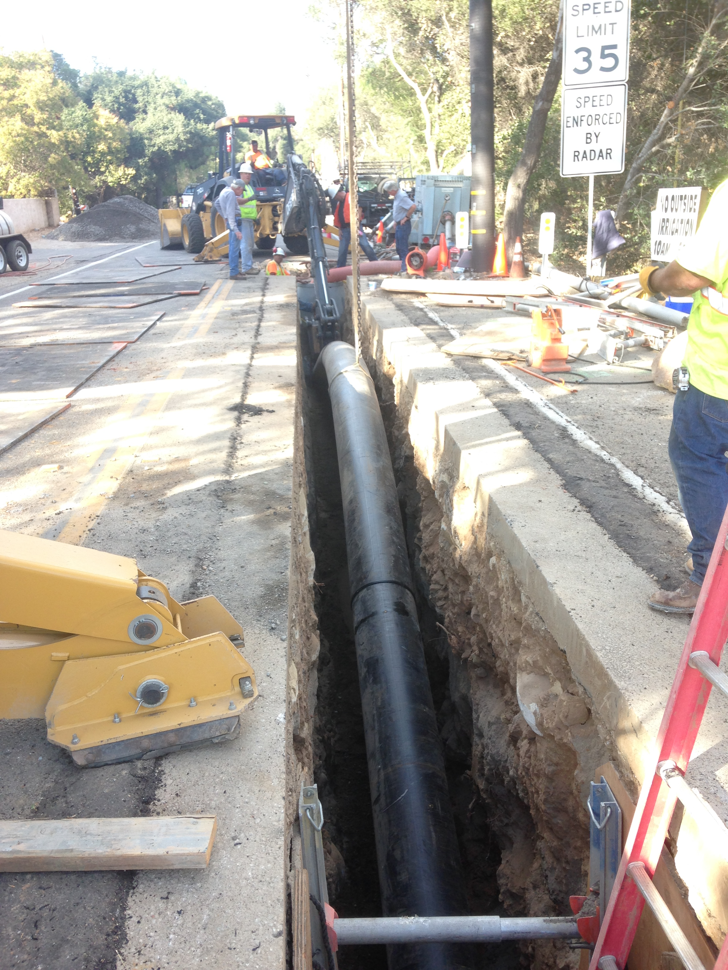 Sewer Main Replacement