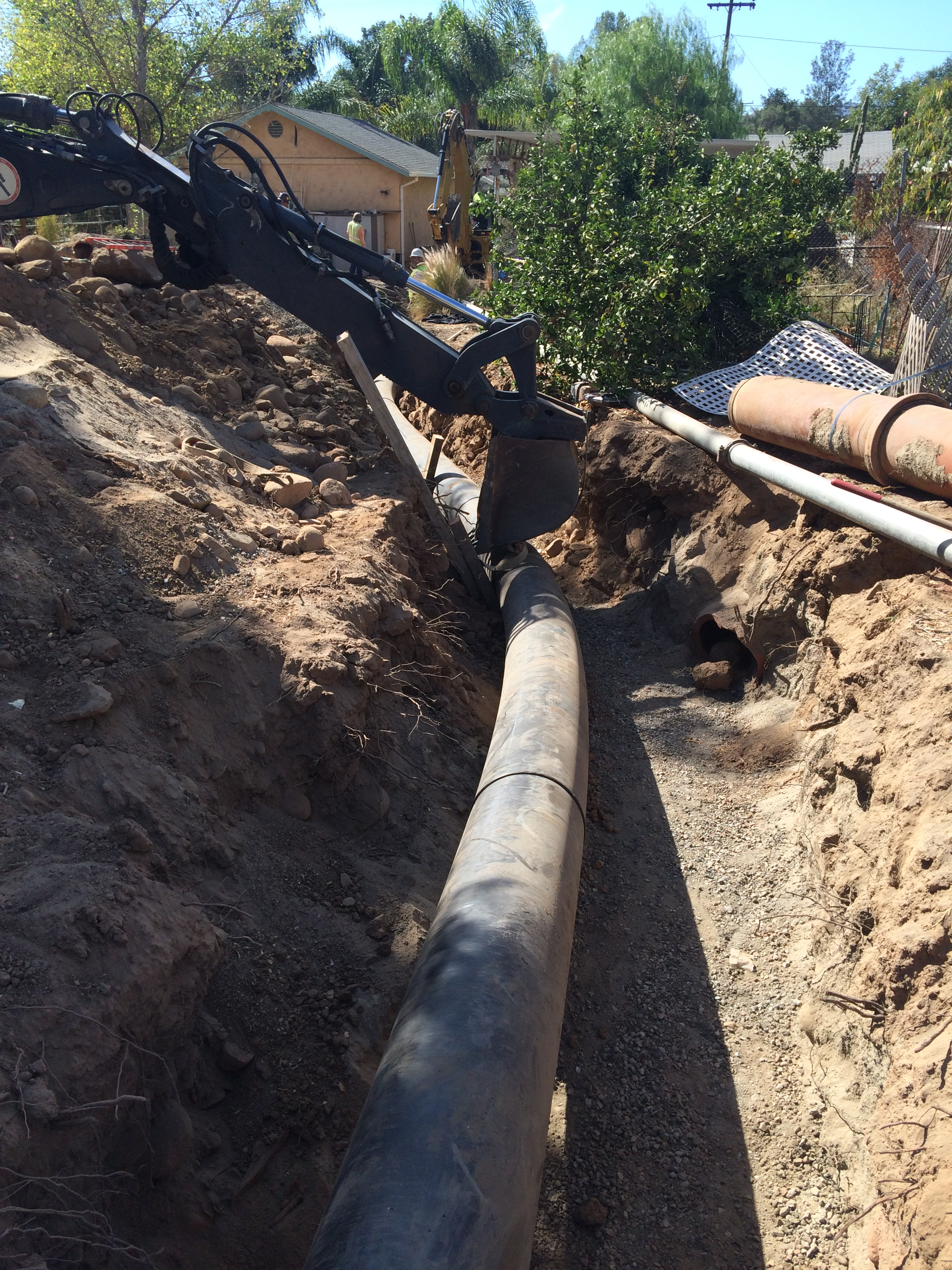 Rice Rd Sewer Replacement