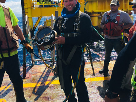 International Diving Students