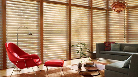 Create Beautiful Ambient Light | Hunter Douglas