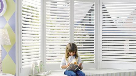 Nap-time & Window Fashions