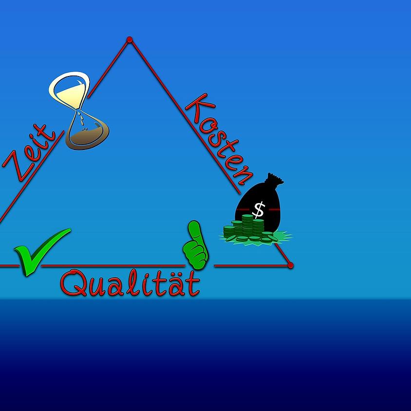 Das magische Dreieck - Ver(w)irrungen im Projektgeschäft