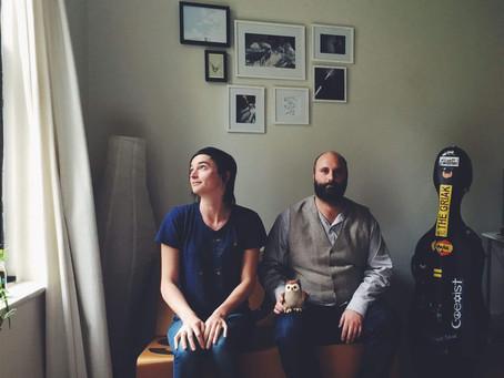 Acoustic Flow (folk-filled soul) w/David Sheingold & Sam Rae