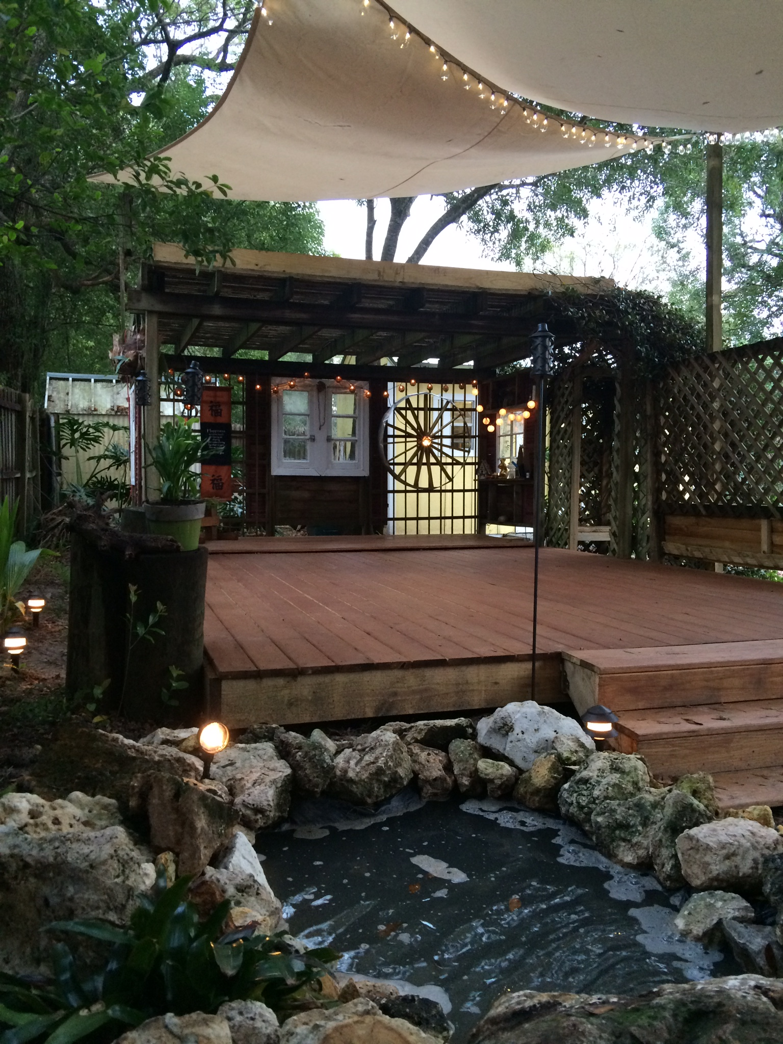 The Yoga Deck @ Mount Dora, FL