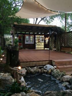 The Yoga Deck @ Mount Dora, FL