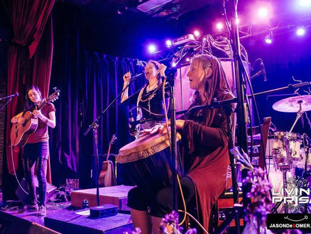 Music, Magic, & Meditation: An evening with Sisters of Sol Nectar & Water Eye