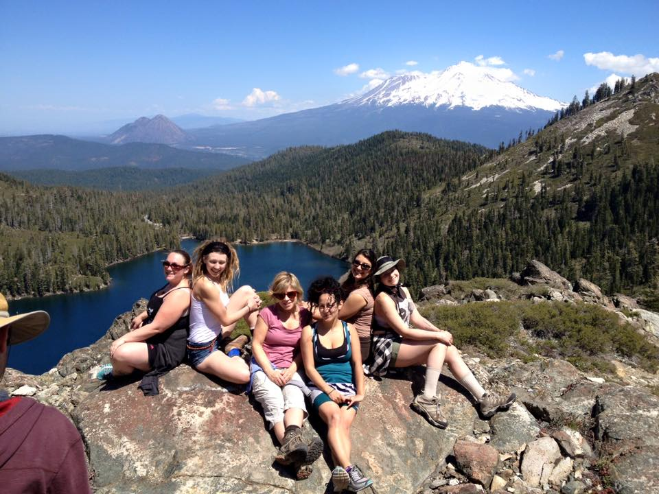 Yoga Immersion @ Mount Shasta, CA
