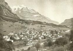 Mitlödi about 1920