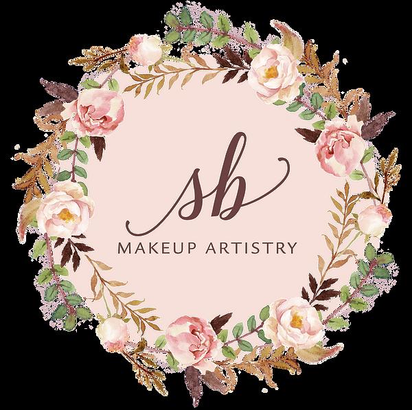 SB Makeup Artistry Logo, sbglam