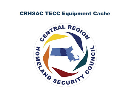 CRHSAC TECC Training Equipment Cache Now Available