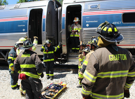 Amtrak PTER Training Held 6/15/19