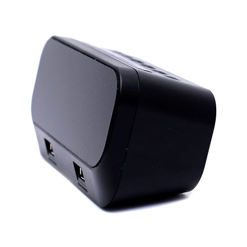 BB Wifi Alarm Clock -Free 16GB Micro SD Card Included
