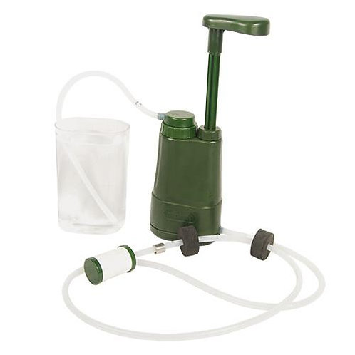 Portable Mini Water Filter Pump