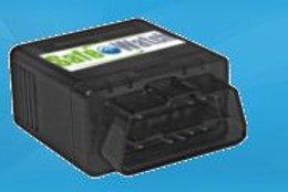 OBD Plug-In Vehicle GPS Tracker with UNPLUG ALERT!