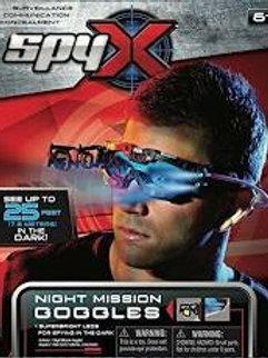 SpyX Night Mission Goggles