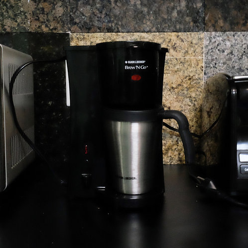 BBSCoffeePot: Bush Baby Coffee Pot with Hidden Camera - Free 16GB MicroSD Card!