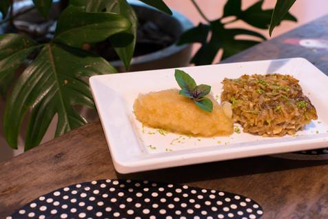 Fotografia de gastronomia | Mar de Palha