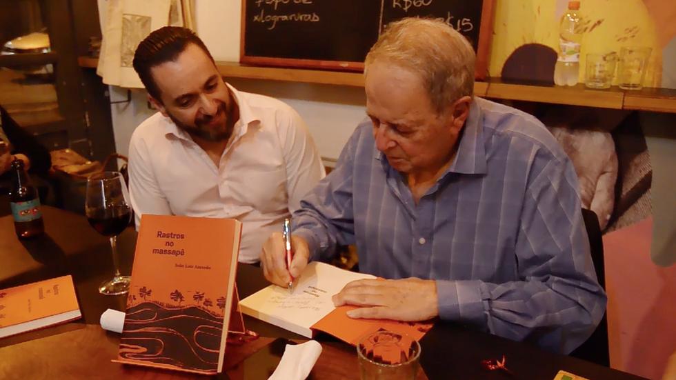 Lançamento de livro | Mar de Palha