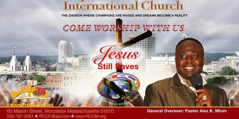 Sunday Victory Service