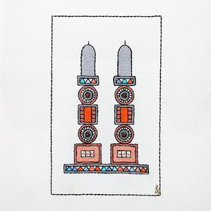 ORANGE-CANDLES