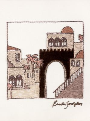 THE VELVET JERUSALEM