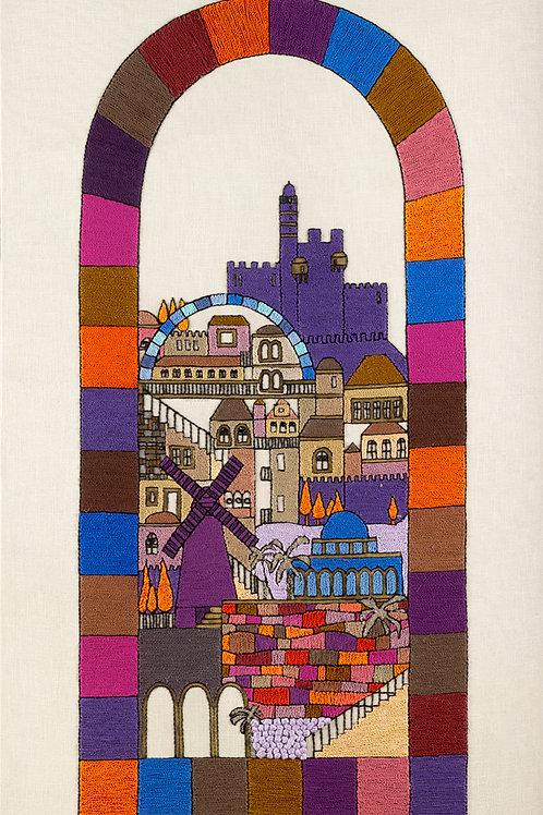 THE JERUSALEM GATE