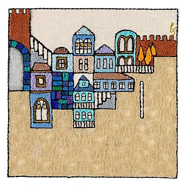 Squares-Choma-Archival Print