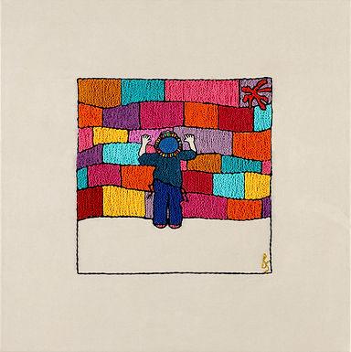 THE COLORED KOTEL BOY-Archival Print