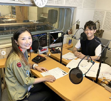 BSNラジオ【ゆうなびラジオ】 〜ケンジュがダイジ!〜 生出演!