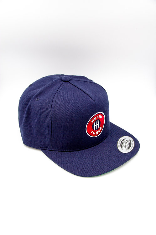 Resto Tuner Classic Snapback Hat