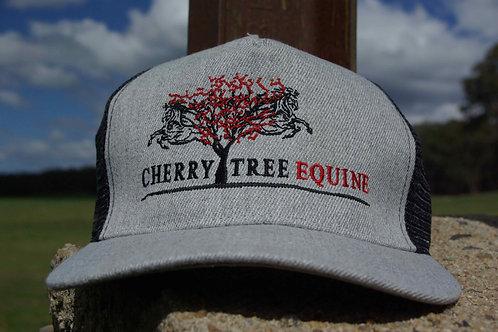 Cherry Tree Equine Grey Cap