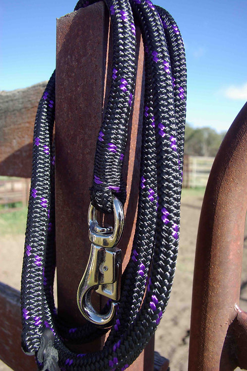 Cherry Tree Equine Lead Rope