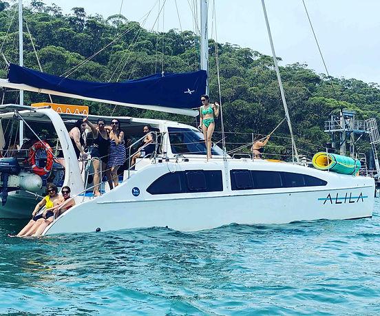 Aqua Lily Pad on Alila boat.jpg