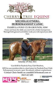 2021-05-29 Pambula Horsemanship Clinic.j