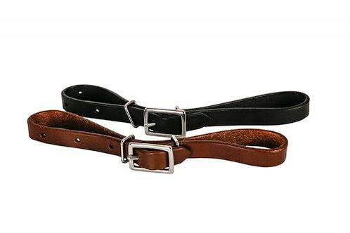 Leather Curb / Bit Straps