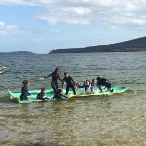 Aqua Lily pad kids close to shore.jpg