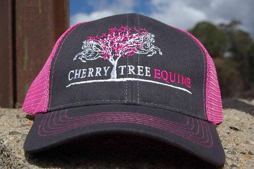 Cherry Tree Equine Cap