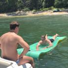 Aqua Lili Pad behind boats.JPG