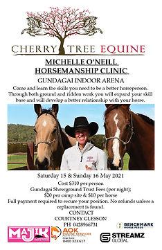 2021-05-15 Gundagai Horsemanship Clinic.