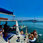 Aqua Lily Pad on the water.jpeg