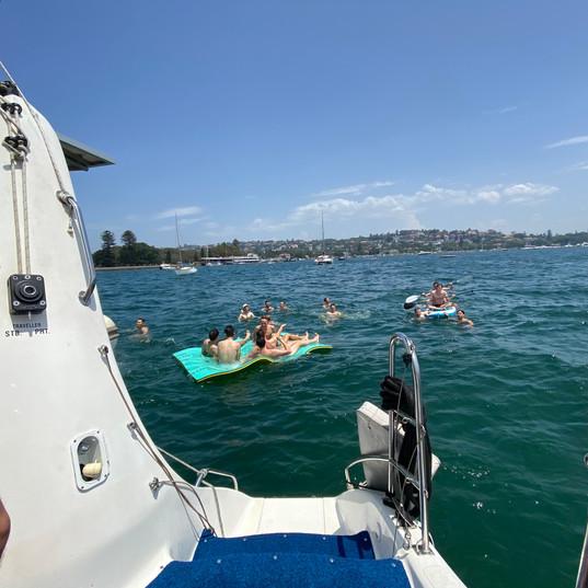 Aqua Lily Pad off boat.jpeg